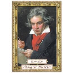 250 Jahre Ludwig van Beethoven - Tausendschön - Postkarte