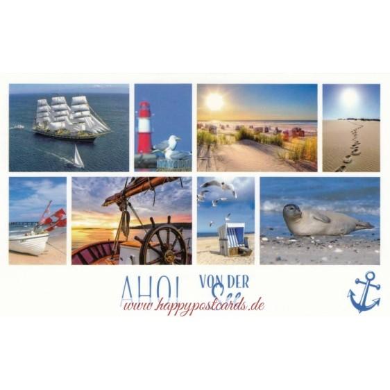 Ahoi von der See - HotSpot-Card