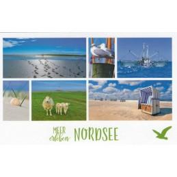 Meer erleben - Nordsee - HotSpot-Card