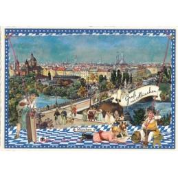 München - Tausendschön - Postkarte