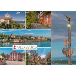 Meersburg - Multi - Ansichtskarte
