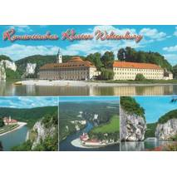 Kloster Weltenburg - Ansichtskarte