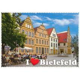 Bielefeld -  Briefmarkenrand - Ansichtskarte