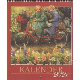 Inge Löök Calendar 2021