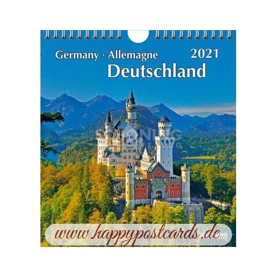 Deutschland 2021 - Schöning Top - Kalender