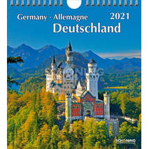 Germany 2021 - Schoening Calender