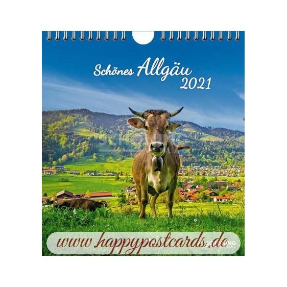 Schönes Allgäu 2021 - Schöning Top - Kalender