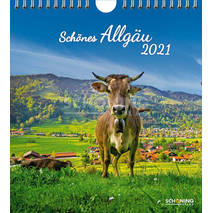 Beautiful Allgaeu 2019 - Schoening Calender