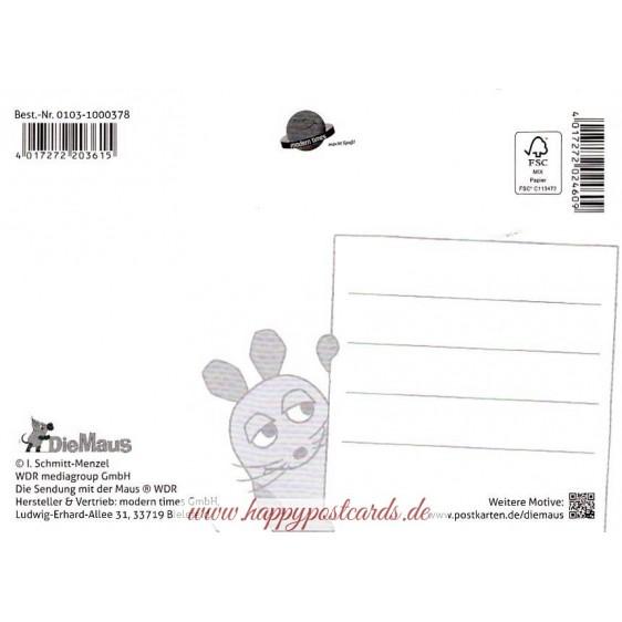 Smoothiemaker - Postcard