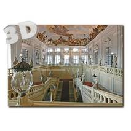 3D Würzburg - Residenz Stairway - 3D Postcard