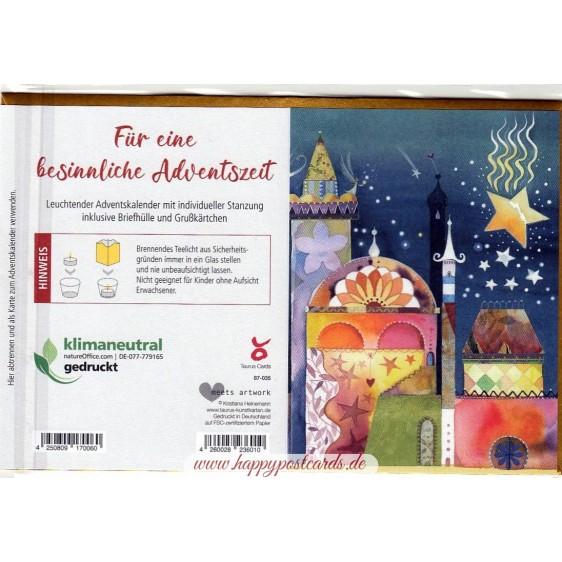 Star over Betlehem - Luminous Advent calendar