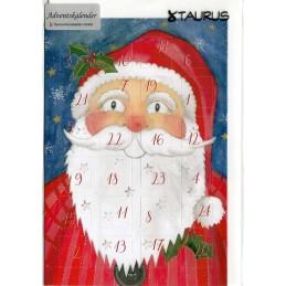 Weihnachtsmann - Adventskalender