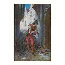 Pied Piper of Hamelin - Postcard