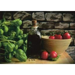 Olive oil - Postcard