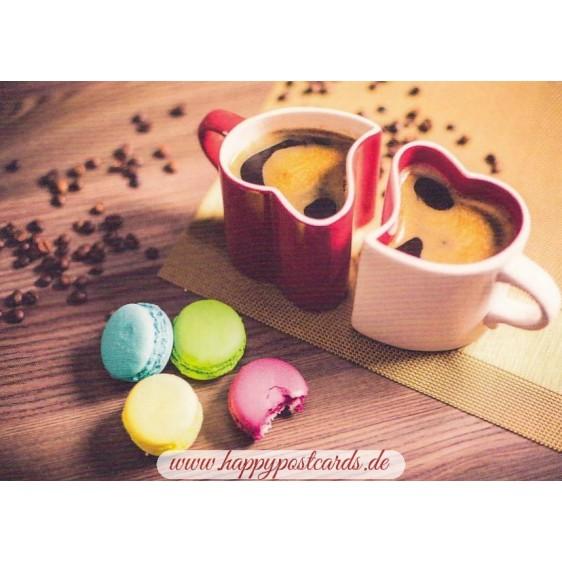 Coffee break - Postcard