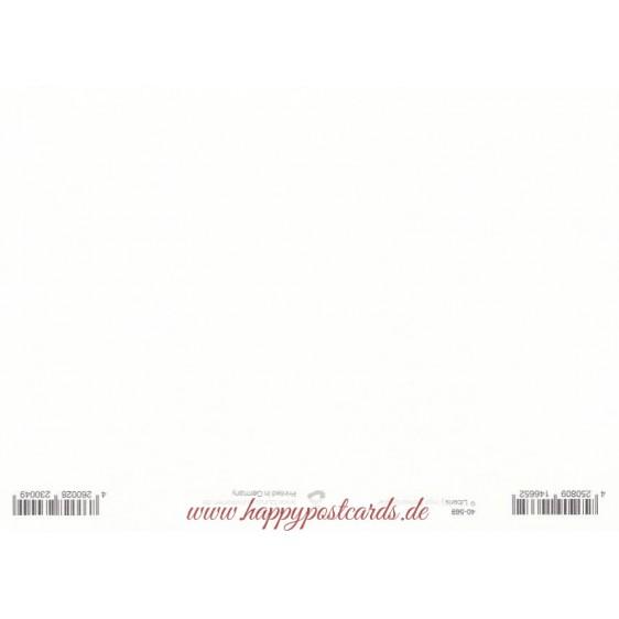 Januar - Snowdrop - Monthly Postcard