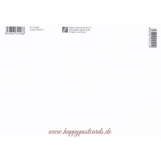 Mai - Carola Pabst - Monats-Postkarte