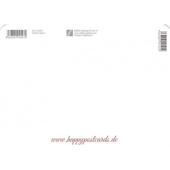 Januar - Kerstin Heß - Monthly Postcard