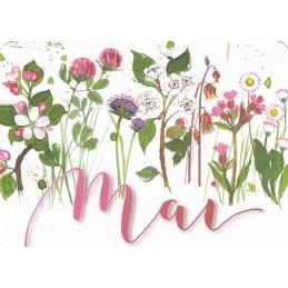 Mai - Kerstin Heß - Monthly Postcard