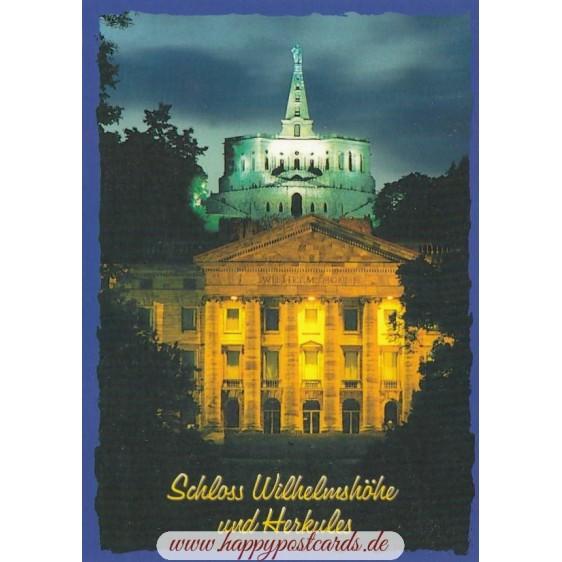 Kassel Wilhelmshöhe 3 - Viewcard