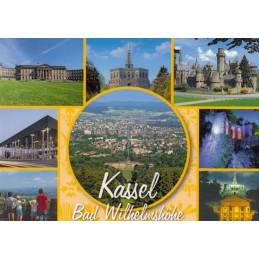 Kassel Wilhelmshöhe 6 - Viewcard