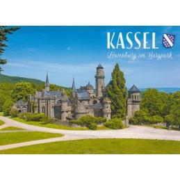 Kassel Löwenburg im Bergpark - Viewcard