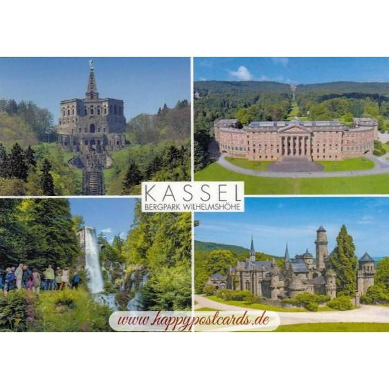 Kassel Wilhelmshöhe 7 - Viewcard