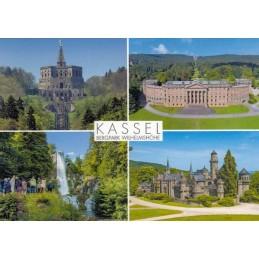 Kassel Wilhelmshöhe 7 - Ansichtskarte