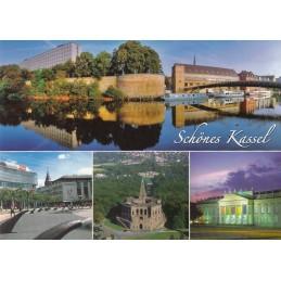 Schönes Kassel - Ansichtskarte
