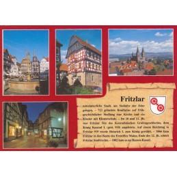 Fritzlar - Chronicle - Viewcard