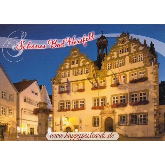 Schönes Bad Hersfeld - Ansichtskarte