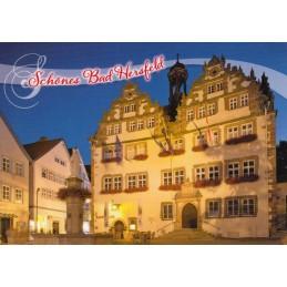Beautiful Bad Hersfeld - Viewcard