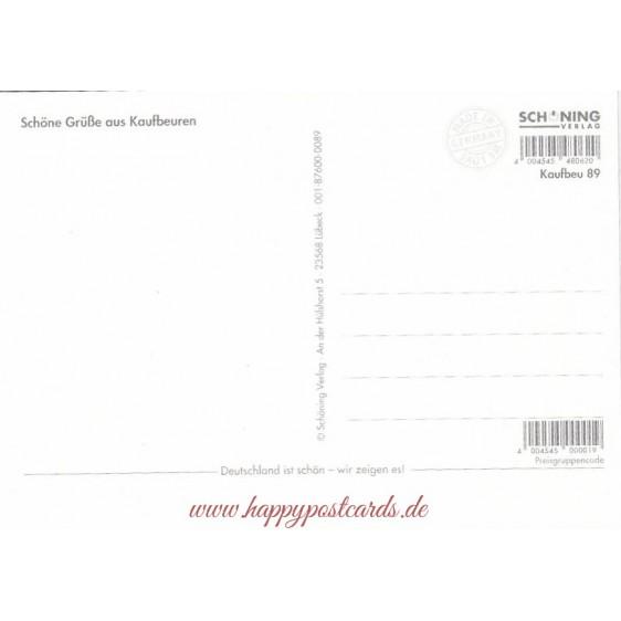 Kaufbeuren - Viewcard