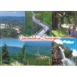 Naturerlebnis Thüringen - Ansichtskarte