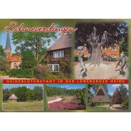 Schneverdingen - Viewcard
