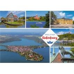 Ratzeburg - Viewcard