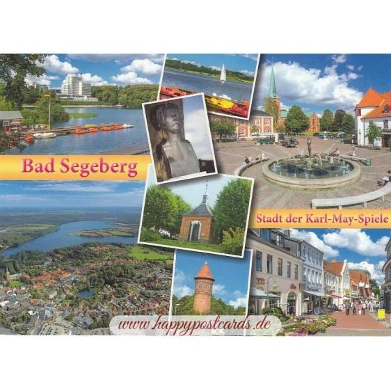 Bad Segeberg - Multi - Viewcard