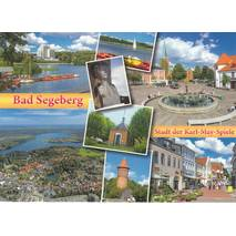 Bad Segeberg - Multi - Viewcard