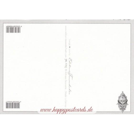 Lakshmi - Tausendschön - Postcard