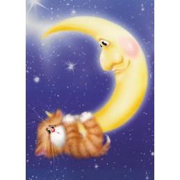 Moonlight - Alexey Dolotov - Postcard