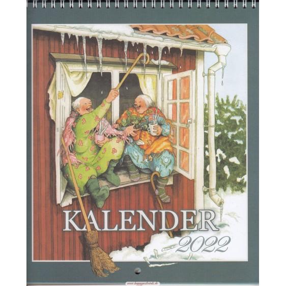 Inge Löök Calendar 2022