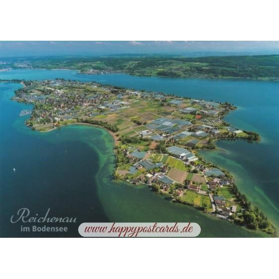 Island Reichenau - Postcard