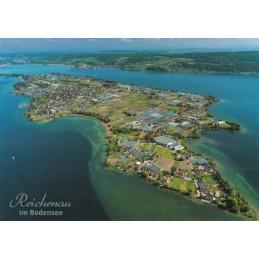 Island Reichenau - Viewcard