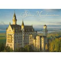 Royal Castle Neuschwanstein 2 - Viewcard