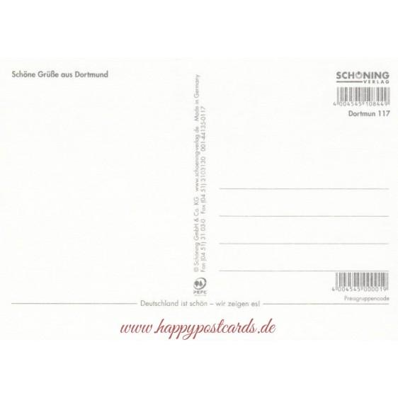Dortmund - Chronik - Postkarte