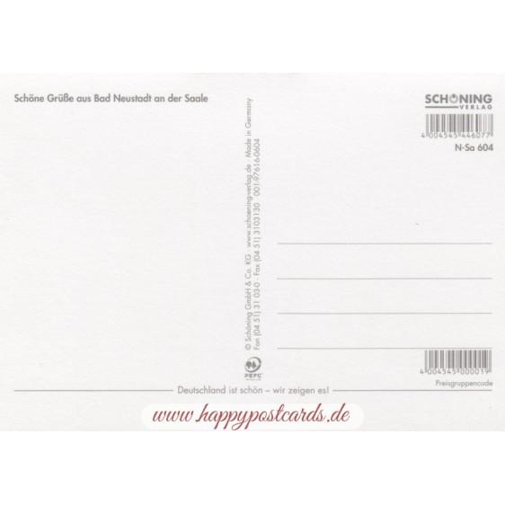 Kiss-Bad Neustadt/Saale - Postcard