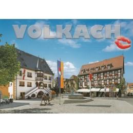 Küsschen-Volkach - Ansichtskarte