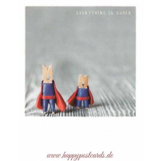 Super Clothespin - PolaCard