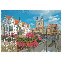 Wittenberg Church - Viewcard