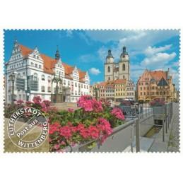 Wittenberg Church - Viewcard